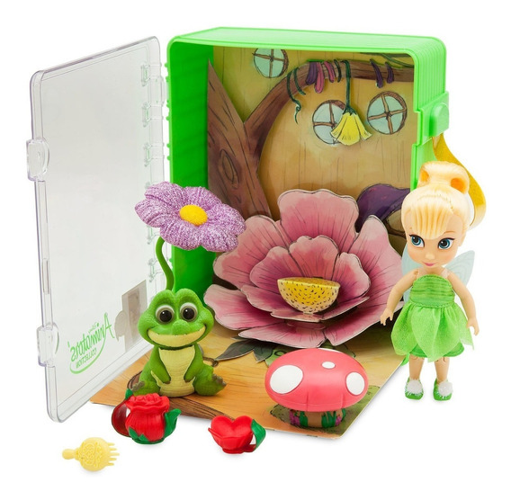 Animators Sininho - Playset Tinker Bell- Original Disney