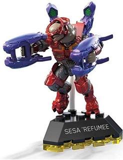 Sesa Refumee Covenant Elite Halo Mega Construx Ugo