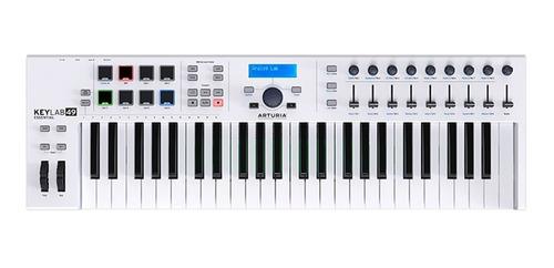 Teclado Midi Usb Arturia Keylab Essential 49 + Cuotas