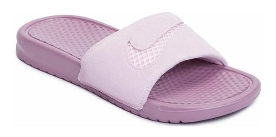 Chinelo Nike Feminino Benassi Jdi Ltr Se