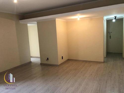 Imagem 1 de 15 de Apartamento Com 2 Dormitórios À Venda, 56 M² Por R$ 212.000,00 - Centro - Sorocaba/sp - Ap2036