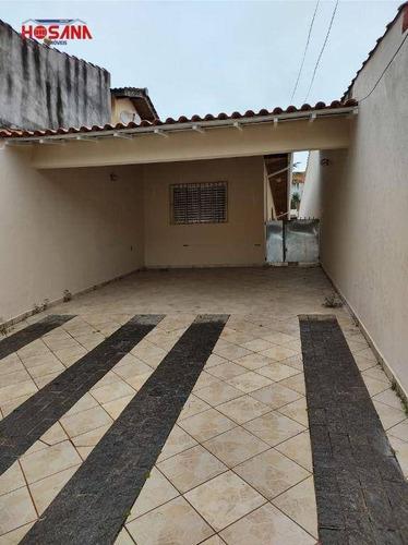 Casa Terrea  - Aceita Financiemnto - Ca0742