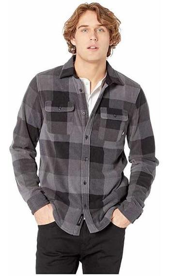 Camisa Vans Hillcrest Medida Disponible L