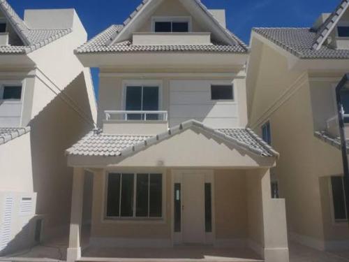 Recreio, Sunrise, Excelente Casa Duplex, 3 Suites, Piscina - Ca00665 - 33624105