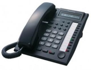 Teléfono Análogo Panasonic Kx-t7730x-b
