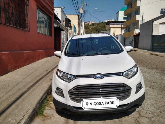 Ford Ecosport 1.6 16v Titanium Flex 5p 2014