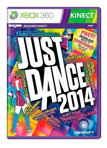 Jogo Just Dance 2014 Xbox360 Original Lacrado Pronta Entrega