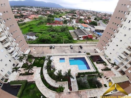 Apartamento 2 Dorm. No Satélite A 5 Minutos Do Centro A 300m Da Praia - Ap00043 - 69033557
