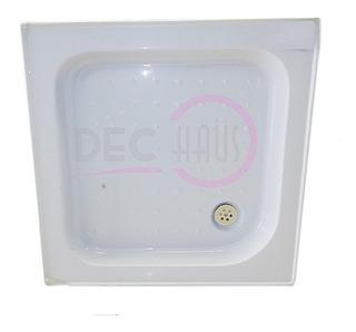 Receptáculo Fibra De Vidrio Para Shower Door 70x70/ Dec-haus
