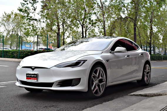 Tesla Model S P75 2016