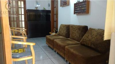 Casa Terrea Com 3 Dormitorios, Uma Ampla Cozinha, 2 Banheiros, Sala De Estar, Área De Serviço, Quart - Mo17705