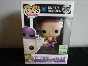 Funko Pop! Dc Super Heroes - Mister Mxyzptlk #267 Eccc Exc