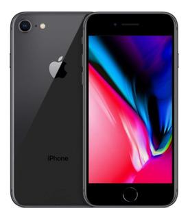 iPhone 8 Novo Na Caixa Com Garantia 4,7 , 4g, 64gb, 12 Mp
