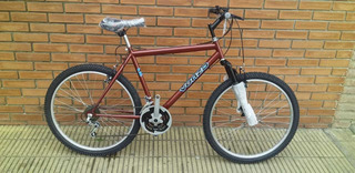 Bicicleta Todo Terreno 18 Velocidades Nueva Con Suspecion