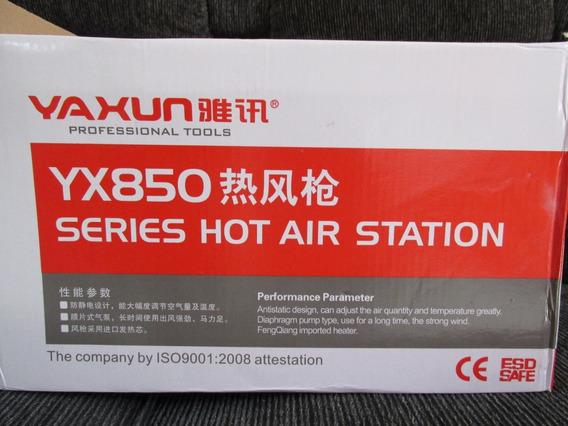 Estação De Solda Yaxun 702 B+ 220v