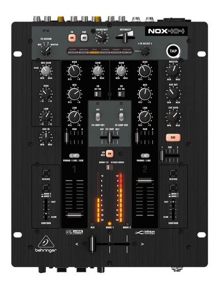 Mixer Dj Bivolt - Nox404 - Behringer