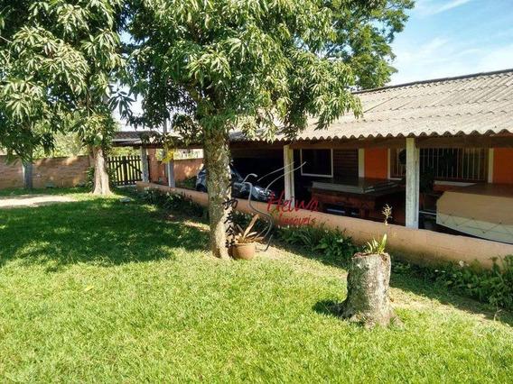Chácara Com 2 Dormitórios À Venda, 1000 M² Por R$ 280.000,00 - Taquaral - Itu/sp - Ch0011