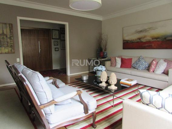 Apartamento À Venda Em Cambuí - Ap006990