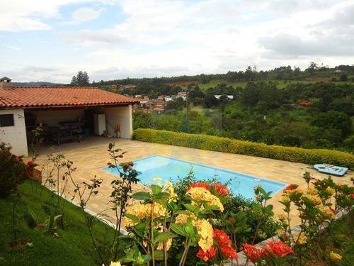 Chácara Residencial À Venda, Água Comprida, Bragança Paulista - Ch0909. - Ch0909