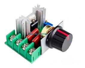 Controlador Motor C/potenciômetro Ac 50v-220v-2000w