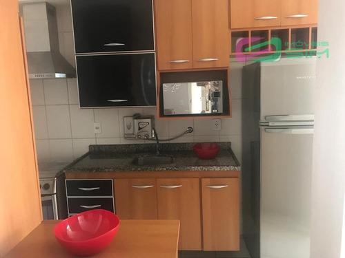 Imagem 1 de 18 de Apartamento Em Casa Branca - Santo André - 4619