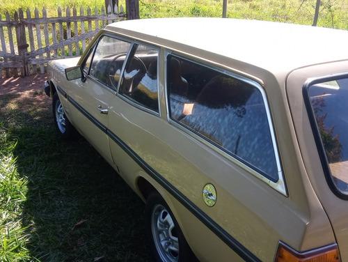 Chevrolet Caravan 1980