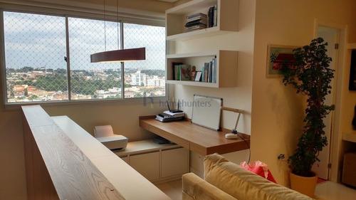 Apartamento Com 2 Dormitórios À Venda, 137 M² Por R$ 820.000,00 - Mansões Santo Antônio - Campinas/sp - Ap5935