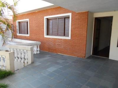 Casa Residencial Para Locação, Jardim Pacaembu, Jundiaí. - Ca0811