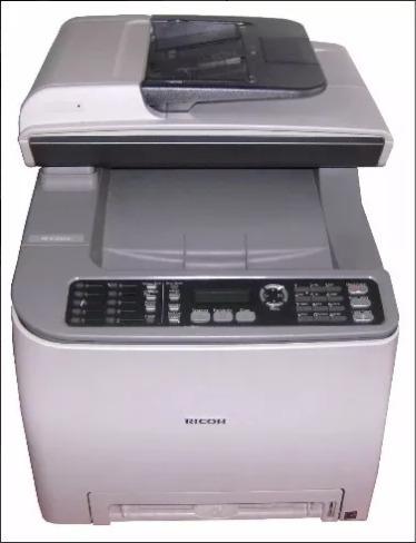 Impressora Multifuncional Ricoh - Usada