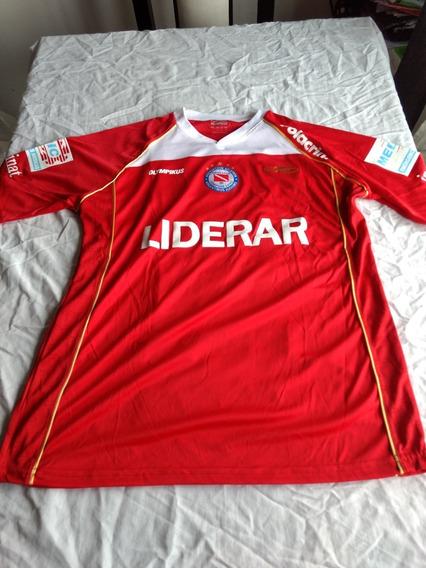 Camiseta Argentinos Juniors Olympikus 2012 #16
