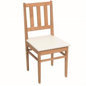 Cadeira Miller Interiores Campos Carvalho Branco