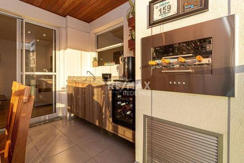 Imagem 1 de 30 de Apartamento Com 3 Dormitórios À Venda, 105 M² Por R$ 1.230.000,00 - Granja Julieta - São Paulo/sp - Ap3194