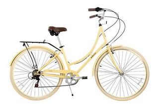 Bicicleta De Paseo Sicilia Rodado 28 7vel Philco Novogar