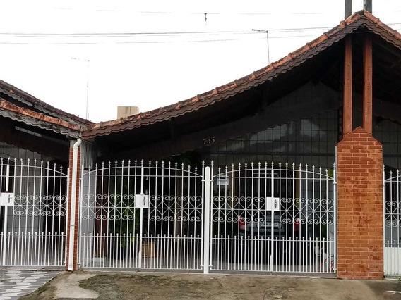 [vende] Casa 2 Dorms 2 Vagas Vila Caiçara 212.000
