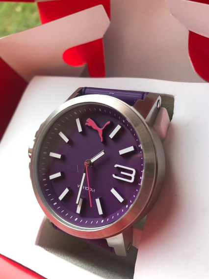 Reloj Puma Ultrasize Mod Pu103462011 Entrega Inmediata