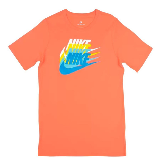 Playera Atletica Nsw Sunset Futura Niño Nike Nk211