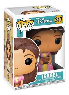 Funko Pop Elena De Avalor Isabel 317 Disney Original Scarlet