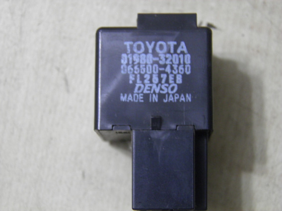 Rele Auxiliar Denso Toyota Corolla 1998/2002 0665004360