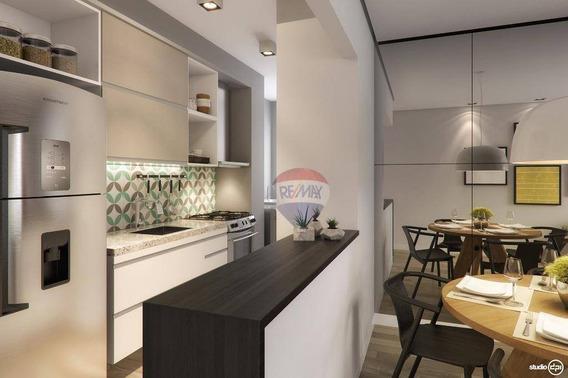 Apartamento Com 2 Dormitórios Para Alugar, 50 M² Por R$ 2.300,00/mês - Pina - Recife/pe - Ap1447