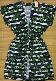Vestido Saída De Praia Tal Mae Tal Filhas (2 Infantis)