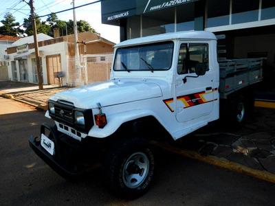 Toyota Bandeirante Pick Up 1985