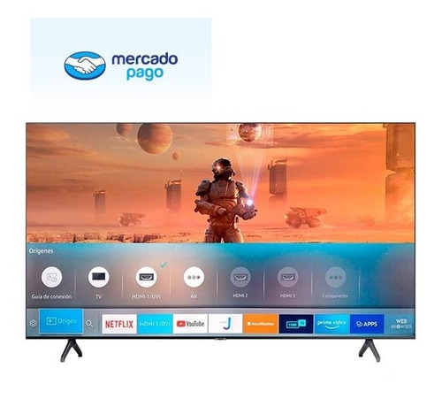Tv Samsung 50'' 50tu7000k Led 4k Smart Tv