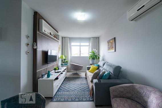 Apartamento Para Aluguel - Barreiros, 3 Quartos, 76 - 892987635