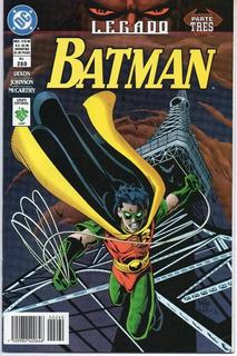 Batman 260 Legado Parte Tres Editorial Vid 1998