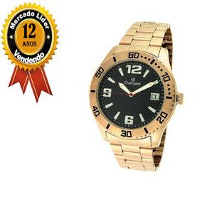 Relógio Champion Masculino Sports Polseira De Aço - Ca31202u