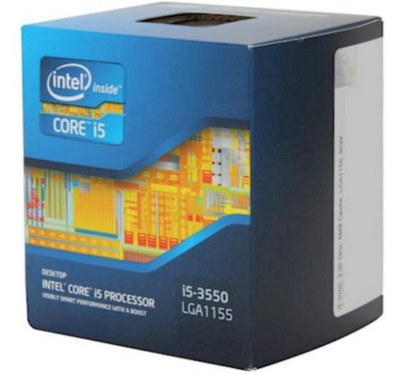 Processador Intel I5 3550 Lga 1155