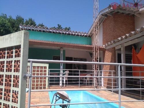 Chacara Residencial / Comercial Em Campinas - Sp, Chacara Nova Boa Vista - Ch00027