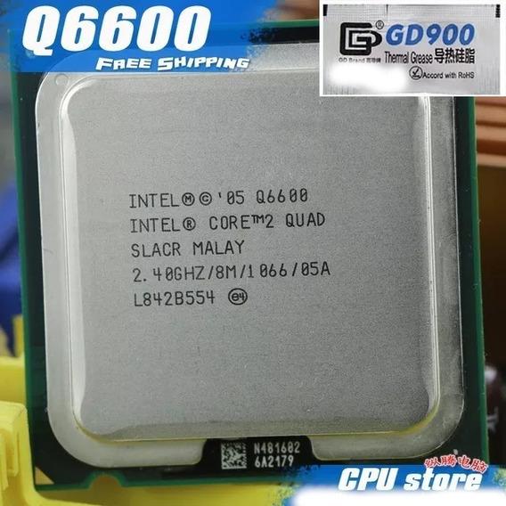 Core 2 Quad Q6600 + Pasta(=mx 4)
