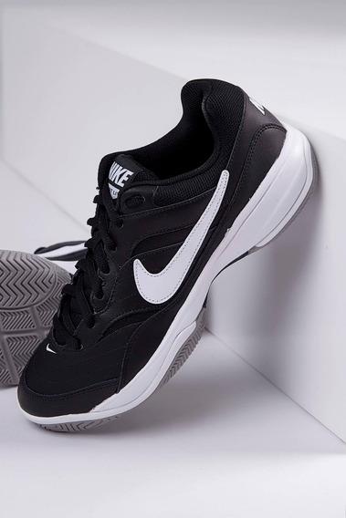 Tênis Nike Curt Lite Couro Preto