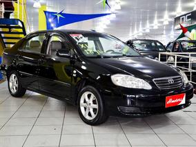 Toyota Corolla 1.8 Xli Aut. 2008 Aceito Troca E Financio
